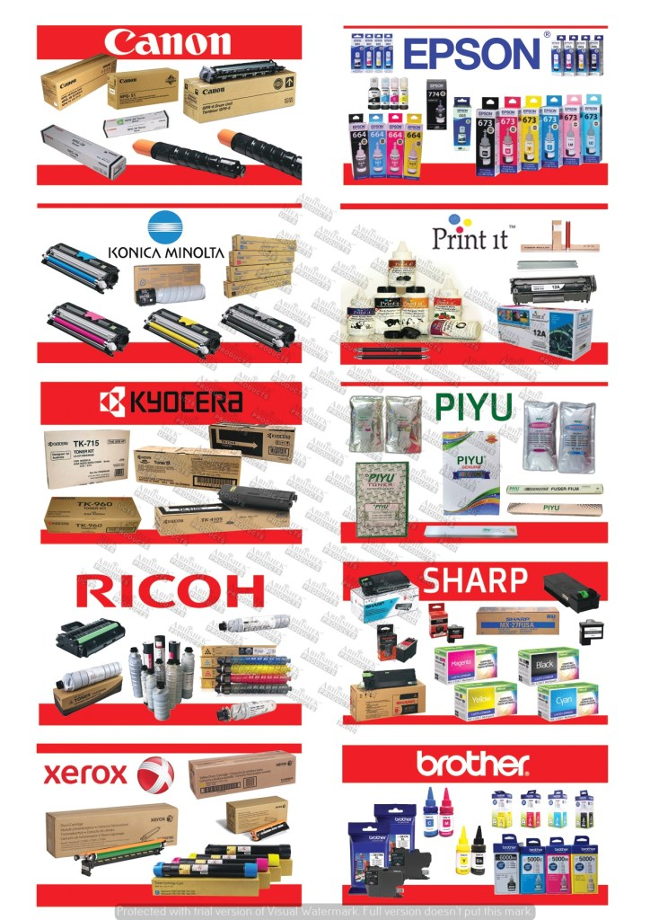 BRANDS WHICH WE DEAL IN merged page 0001