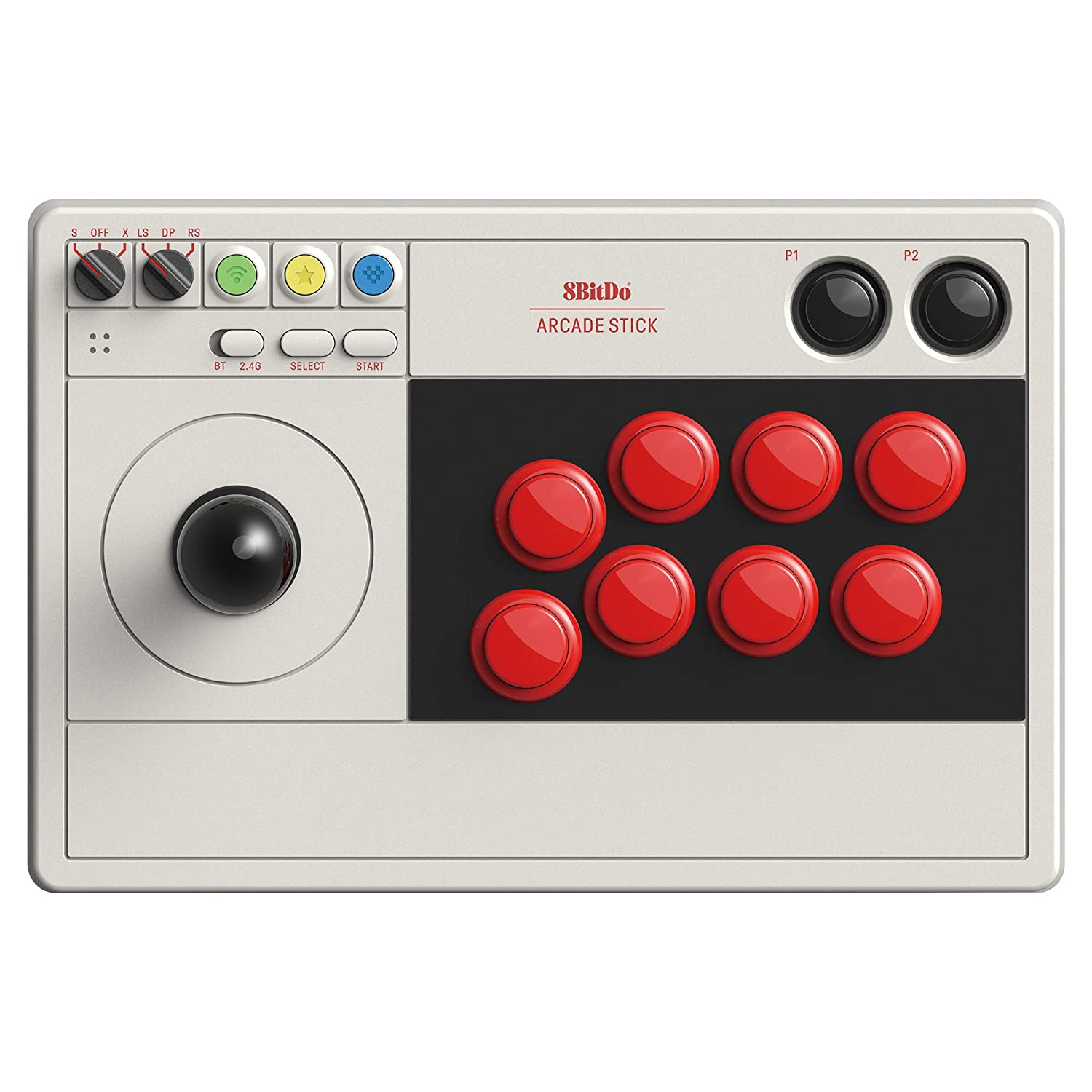 Review: 8Bitdo Arcade Stick