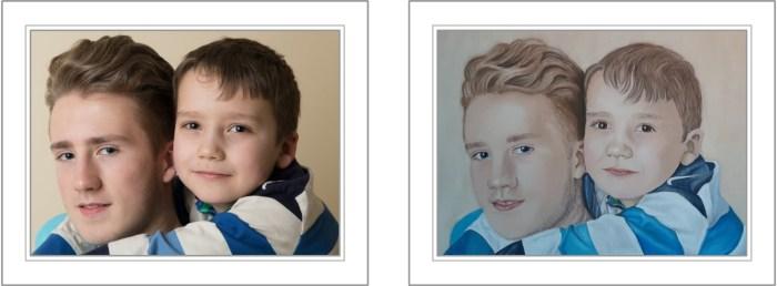 Comparison photo.