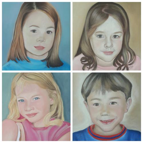 Julie's 4 Children