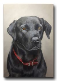 Max-black-labrador-painting