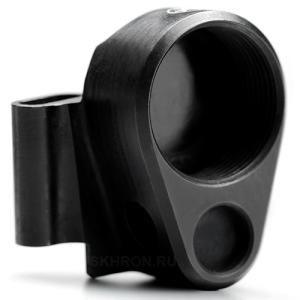 «Монолит-3» адаптер установки телескопического приклада для АК/Сайга