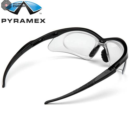 Очки баллистические Pyramex Diopter PMXTREME SB6310STRX со вставкой для диоптрических линз прозрачные