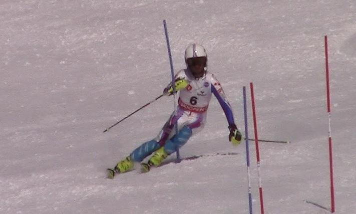 Test skis fischer 2017 rc4 wc sl