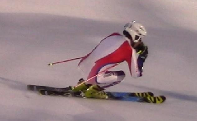 Test skis salomon X LAB 175