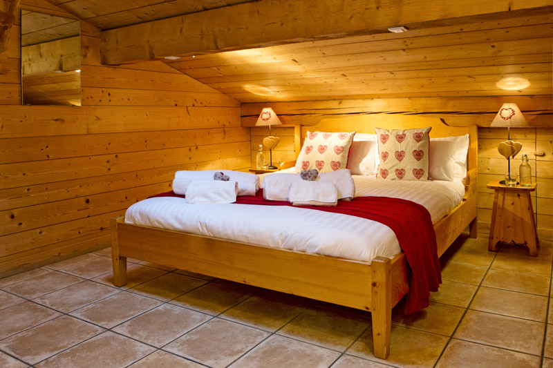 Chalet Delavay Bedroom 4