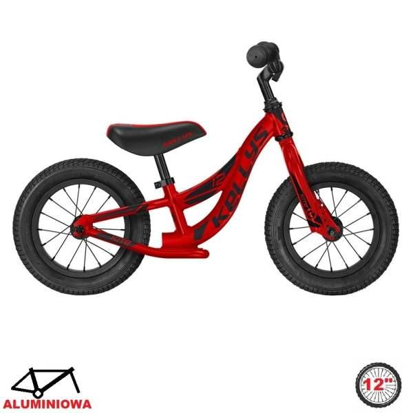 rower odpychacz kellys kite red 12