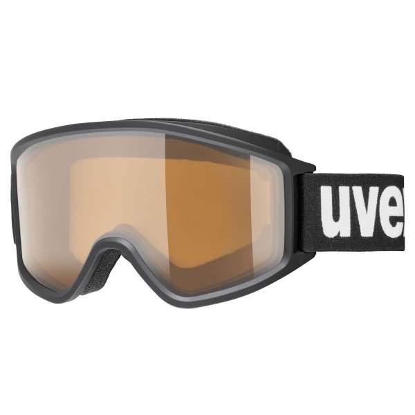 gogle narciarskie uvex ggl 3000 p black