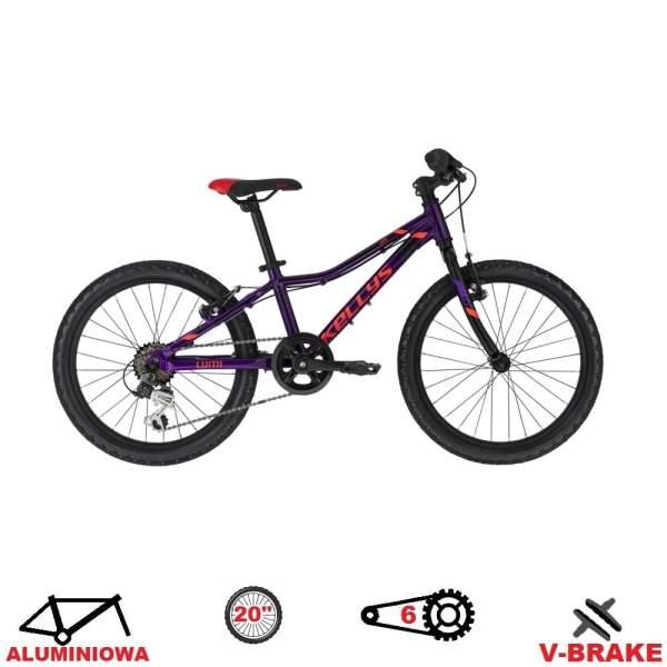 rower kellys lumi 30 purple 2020 kola 20