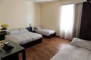Hotel Il Lavatoio bedroom