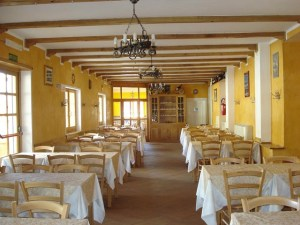 Hotel Vallefura restaurant