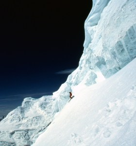 Sylvain Saudan Hidden-Peak