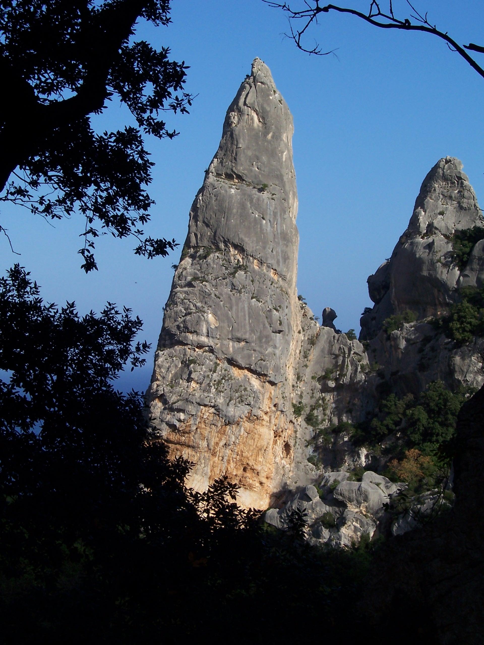 Aguglia of Goloritzé, restyling of Sardinia's famous tower