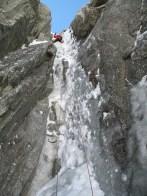 Chamonix High mountain climbing