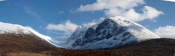 Ben Nevis 1344m UK's Highest Mountain