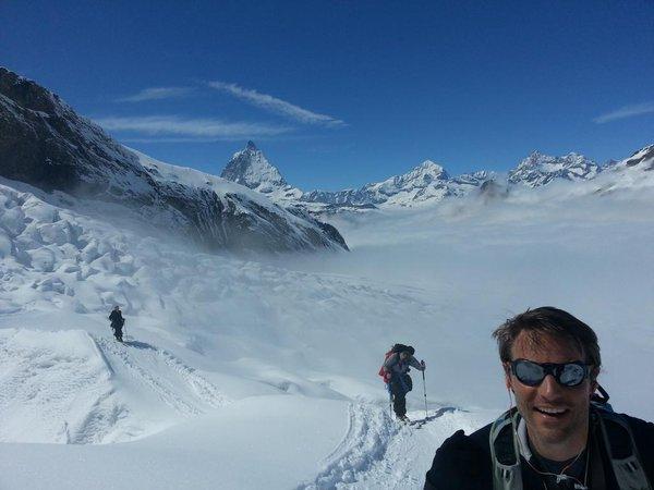 Zermatt ski touring trip
