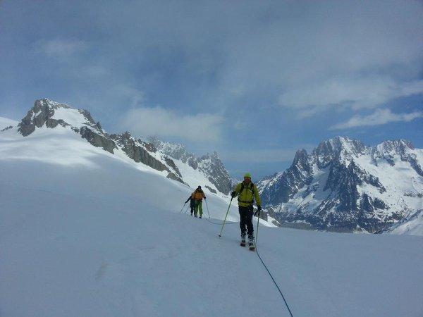 Vallee Blanche Ski Tour