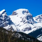 Fernie's Three Sisters