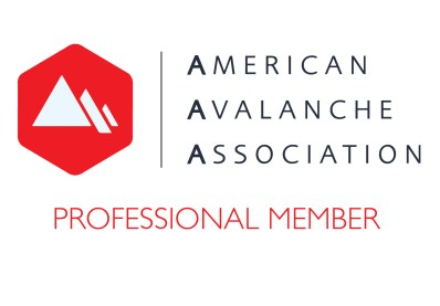Professional Member of the American Avalanche Association.
