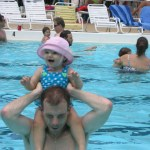 Dear Dad at the Pool, You're Doing It Wrong.