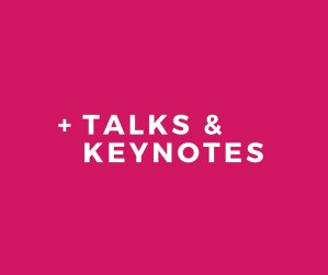 Skidmore Consulting - Talks & Keynotes Service