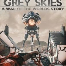 Grey Skies A War of the Worlds Story DARKSiDERS
