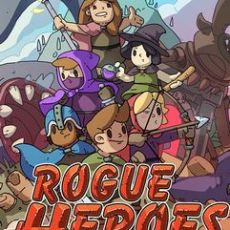 Rogue Heroes Ruins of Tasos GoldBerg