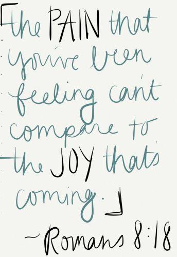 the coming joy
