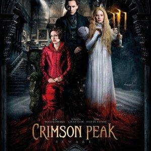 #40. Crimson Peak (2015) — A Shoot the WISB Subcast w/ Trish Matson