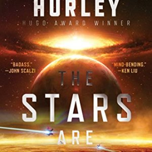 Book Review: The Stars are Legion by Kameron Hurley