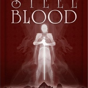 A Book By Its Cover: Steel Blood by J.L. Gribble