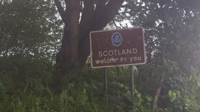 Scotland Welcomes You