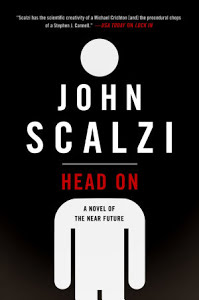 A Book By Its Cover: Head On by John Scalzi