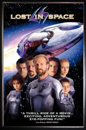 Torture Cinema #80: Lost in Space (1998)