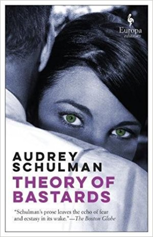 Book cover: Theory of Bastars, by Audrey Schulman
