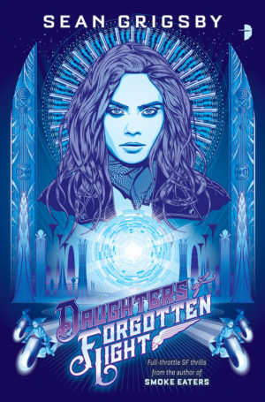 Daughters of Forgotten Light by Sean Grigsby Cover