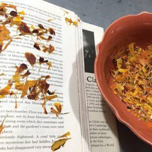 Mary Anne Mohanraj - Dried Marigold Petals