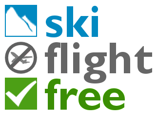 Ski Flight Free | Reduce your emissions by taking the train or driving to  your ski holiday