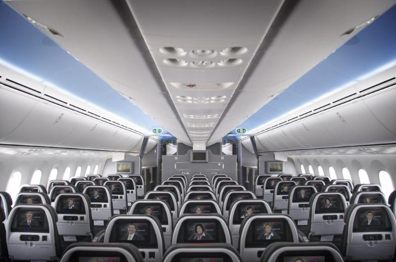 Skift Business Traveler American Airlines Launches Boeing