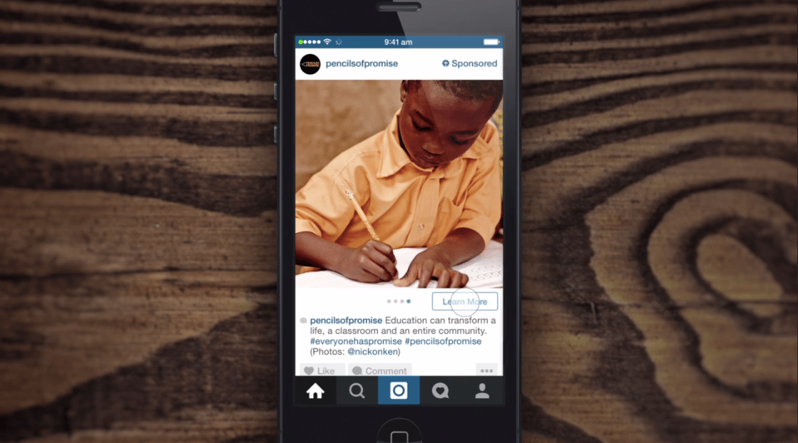 New Instagram Ad Unit Is Swipable And Clickable Skift