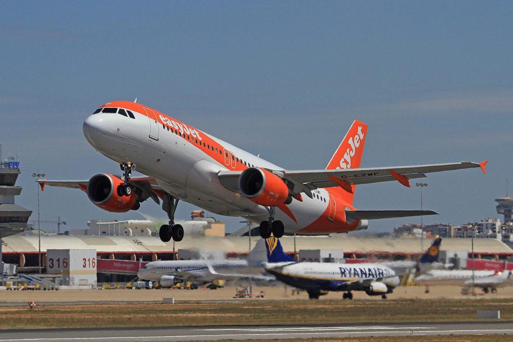 EasyJet Flies Toward Uncertain Summer of a European Slowdown