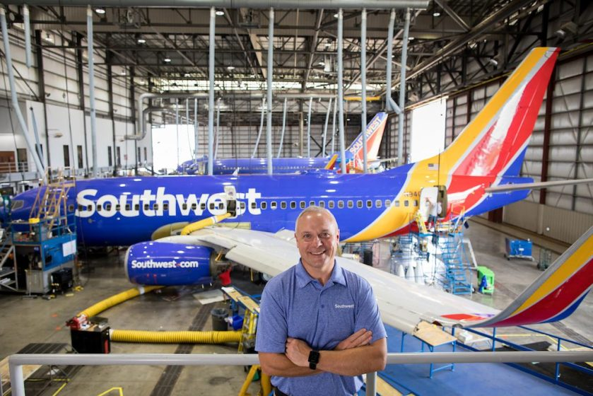 Stephen M. Keller  / Southwest Airlines