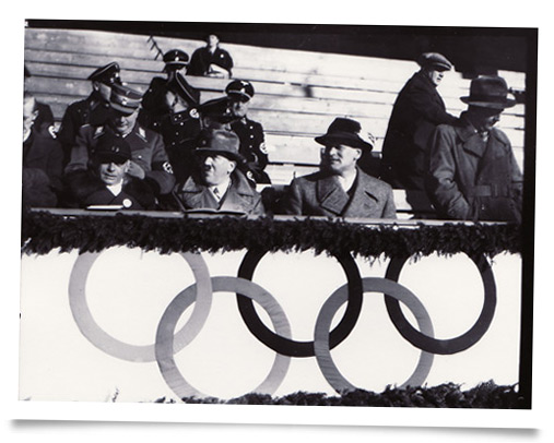 Olympia 1936 in Garmisch