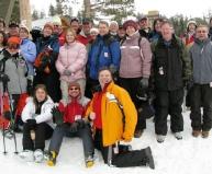 Ibex Skiing