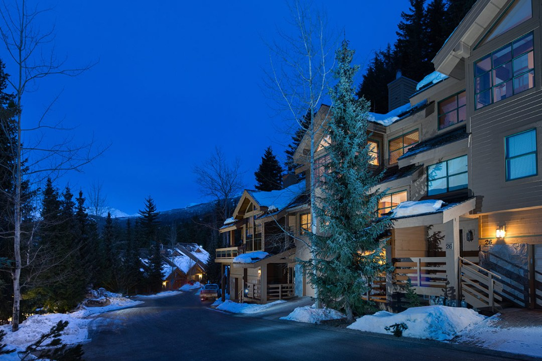 25 Northern Lights Whistler Exterior