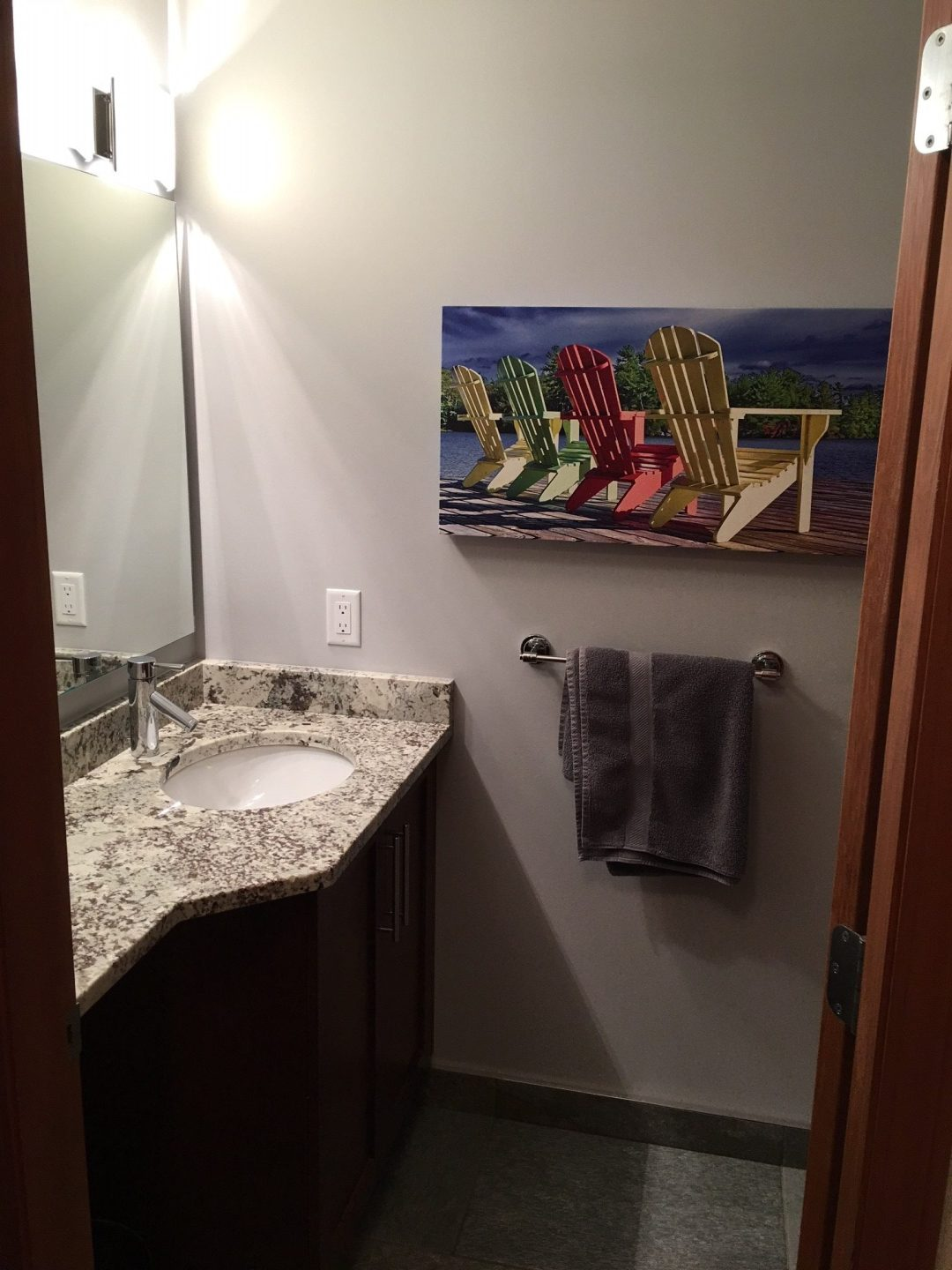 3 Bedroom Whistler Village Accommodation Guest Bathroom