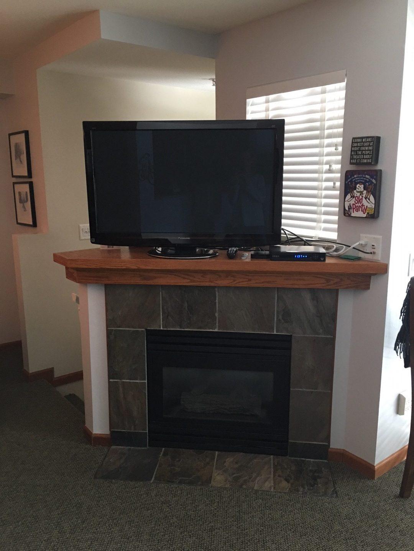 3 Bedroom Whistler Village Accommodation TV
