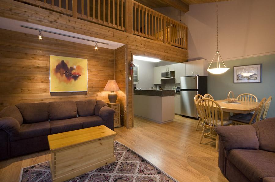 Whistler Village Accommodation - Telemark Kitchen