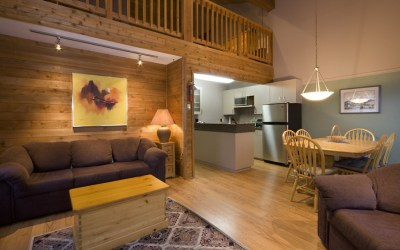 Accommodation Telemark Whistler Village