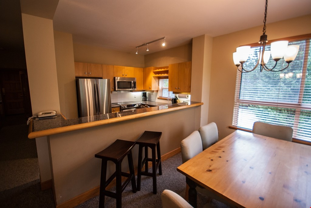Alpine Greens 2 Bedroom Unit #16 DR2
